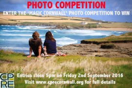Photo Competition CPRE Cornwall 2016